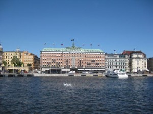Stockholm grand hotell